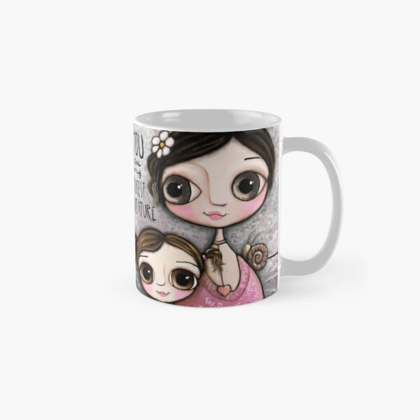 Mother and daughter Classic Mug