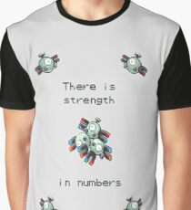 Pokemon - Magneton - Pokemon Graphic T-Shirt