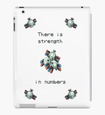 Pokemon - Magneton - Pokemon iPad Case/Skin