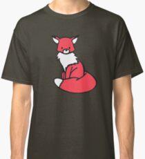 Little Red Fox Classic T-Shirt