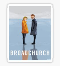 broadchurch Sticker