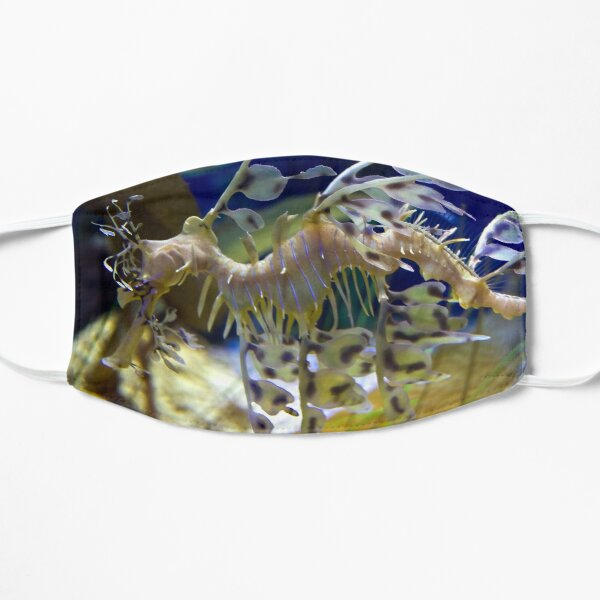 Leafy Sea Dragon Flat Mask