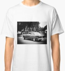 Black and White - Chevy, making an entrance (2011) Classic T-Shirt