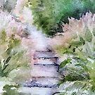 Garden steps by kest standley