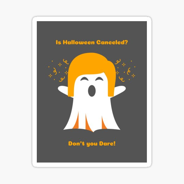 This Is Halloween \u2022 Vinyl Sticker