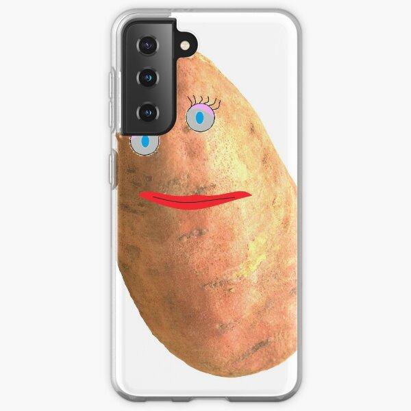 Sweet Potato Samsung Galaxy Soft Case