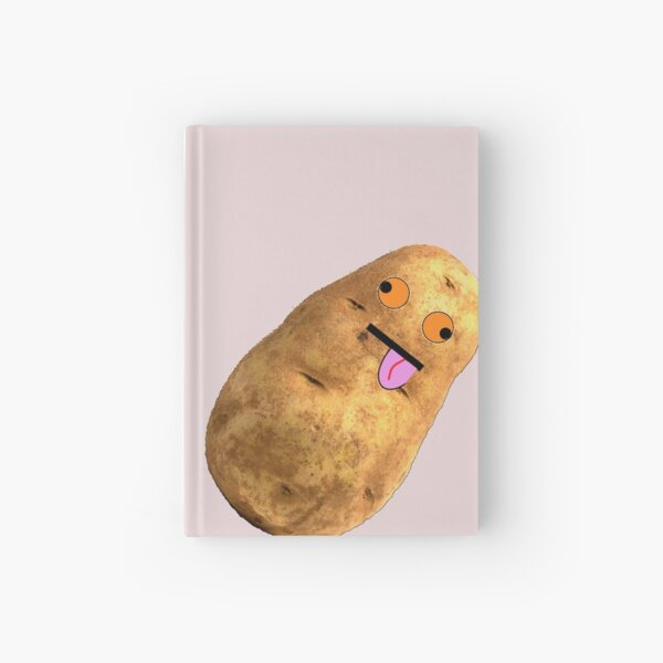 Couch Potato Hardcover Journal