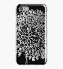 White Allium iPhone Case/Skin