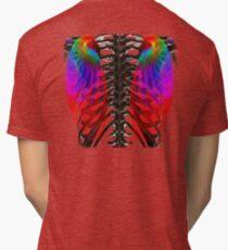 Transcendent Angel Acromion  Tri-blend T-Shirt