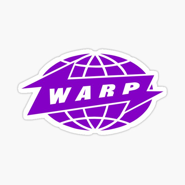 Warp Sticker Sticker