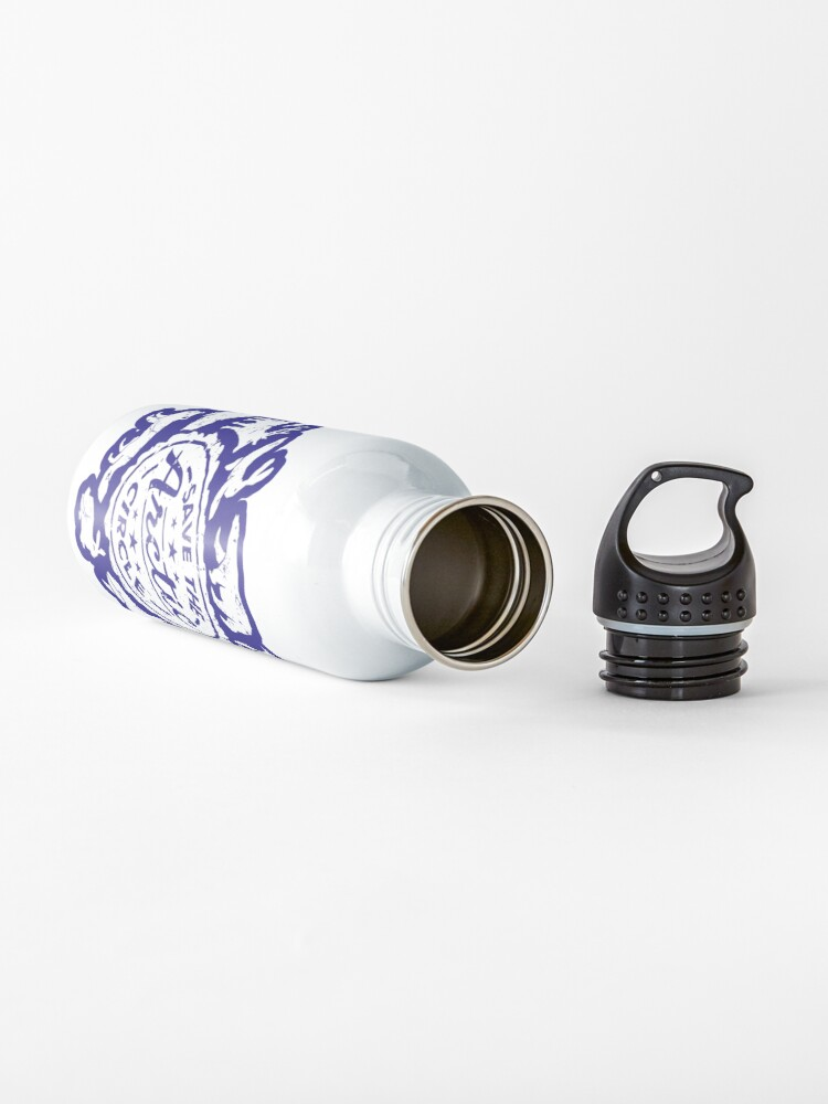 Alternate view of Arctic Animal Conservation - Save The Arctic Circle Water Bottle