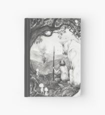Between the roots and the branches Hardcover Journal