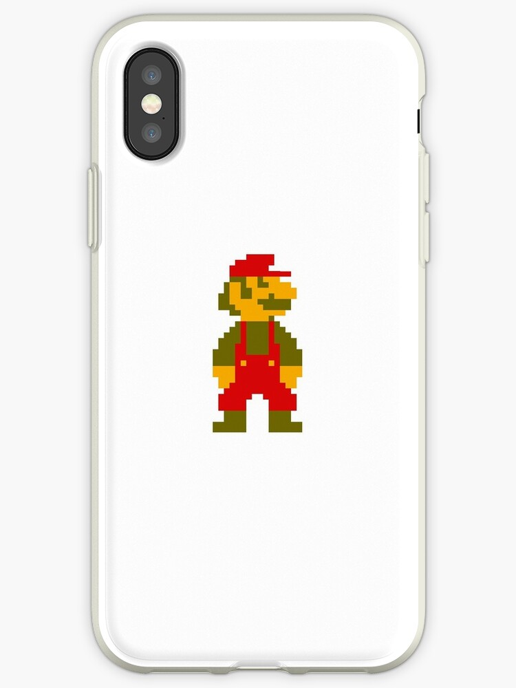 Mario 8-Bit by murky64