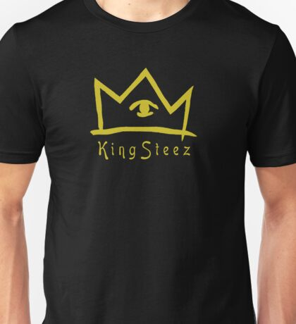 King Steelo - Capital STEEZ Unisex T-Shirt