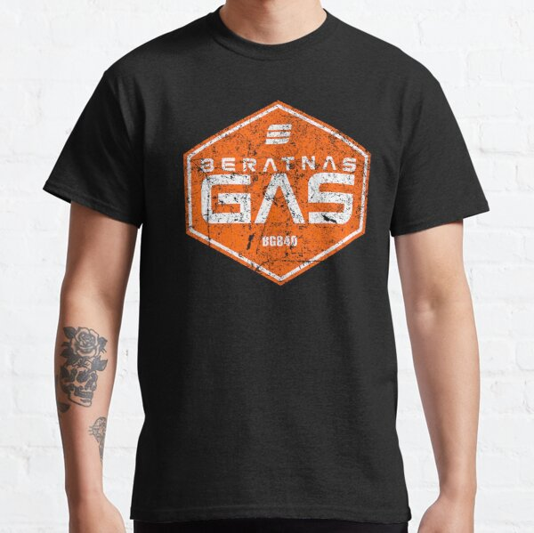 Yellow Gas Classic T-Shirt