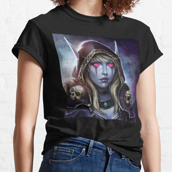 Also ... hier ist Lady Sylvanas! Genießen!  Classic T-Shirt