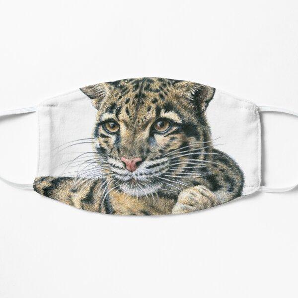 Clouded Leopard - Nebelparder Mask