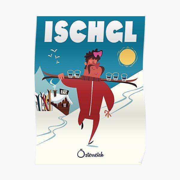 Ischgl Plakat Poster