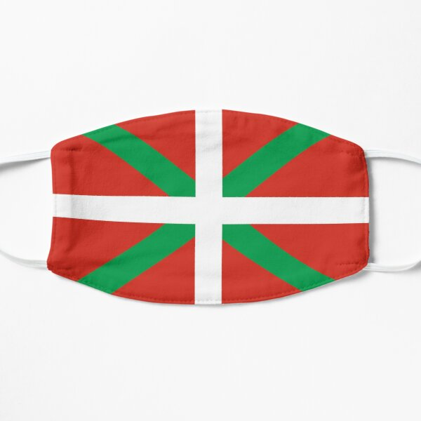 Flag of Basque Country  Mask