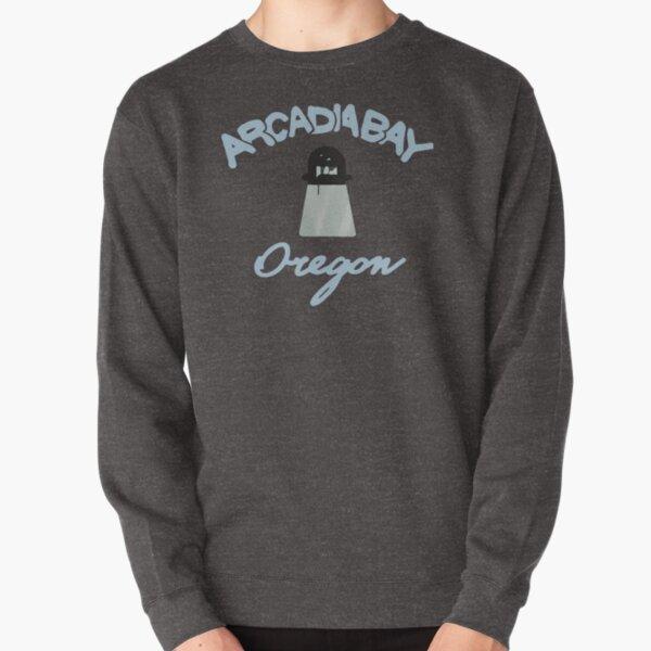 Arcadia Bay Oregon Pullover Sweatshirt