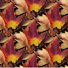 When autumn leaves start to fall - Forever Autumn V by Yampimon