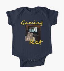 gaming rat Kids Clothes