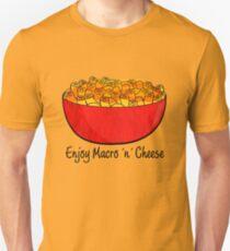 Macro and Cheese Unisex T-Shirt