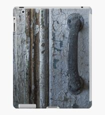 Decayed Doorway iPad Case/Skin