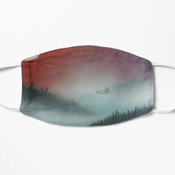 Misty Pine river valley Mask