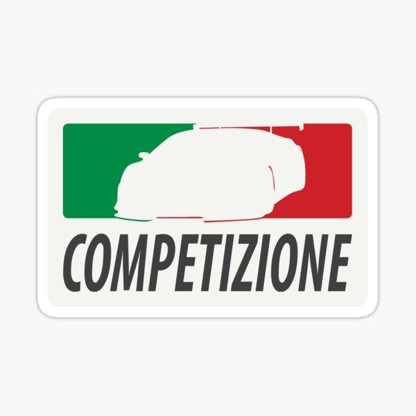 AC Competizione - Italia logo Sticker