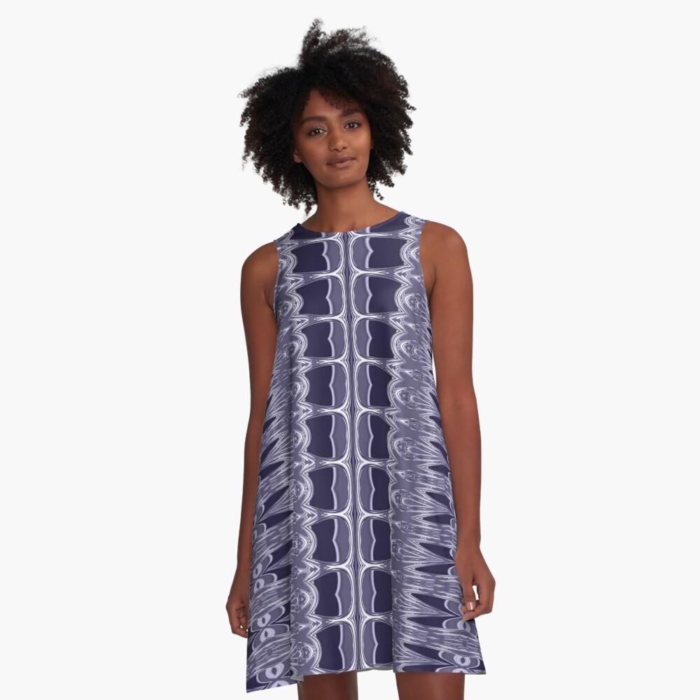 LaFara Caesarian VI A-Line Dress
