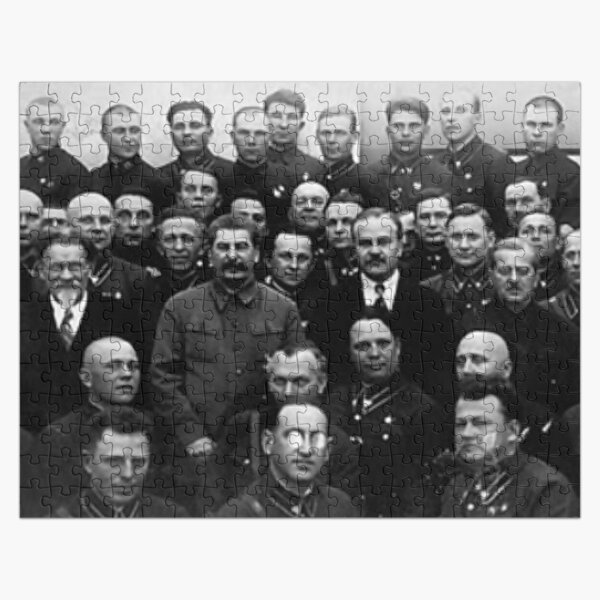 Stalin and the NKVD - Сталин и НКВД Jigsaw Puzzle