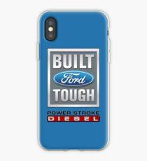 Built Ford Tough PowerStroke Diesel iPhone Case