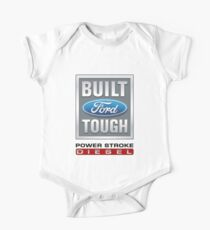 Built Ford Tough PowerStroke Diesel One Piece - Short Sleeve