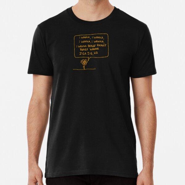 ZIGA ZIG, HA Premium T-Shirt