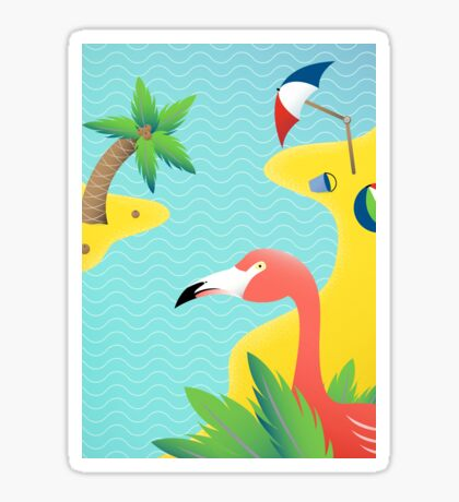 Lagoona Sticker