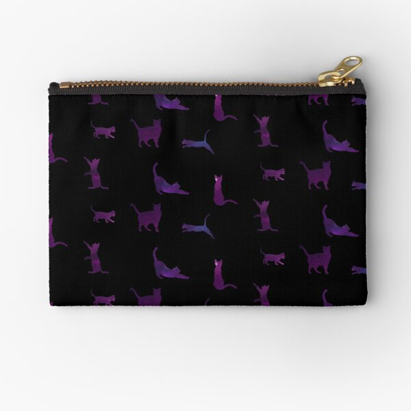 Space Cats Zipper Pouch