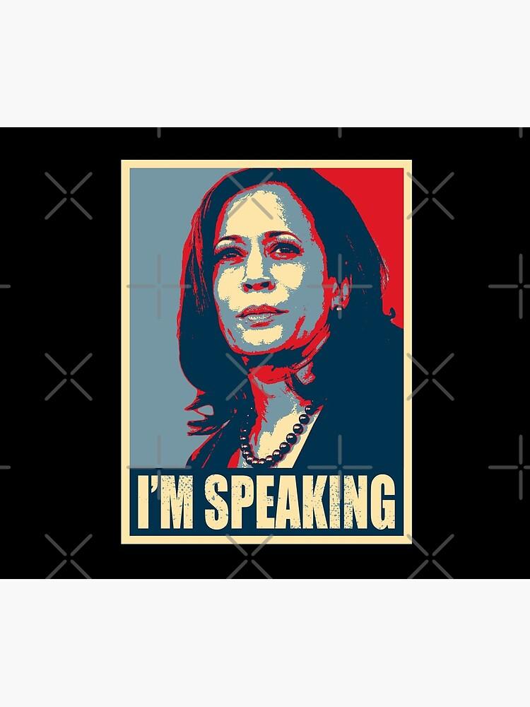 Kamala Harris - Mr. Vice President I'm Speaking - VP Debate 2020 by Bullish-Bear