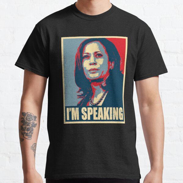 Kamala Harris - Mr. Vice President I'm Speaking - VP Debate 2020 Classic T-Shirt