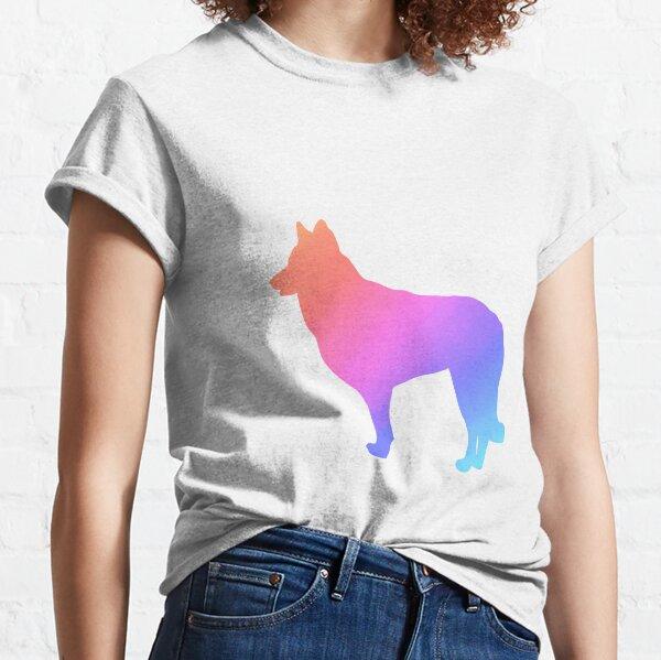 Rainbow Shepherd Classic T-Shirt