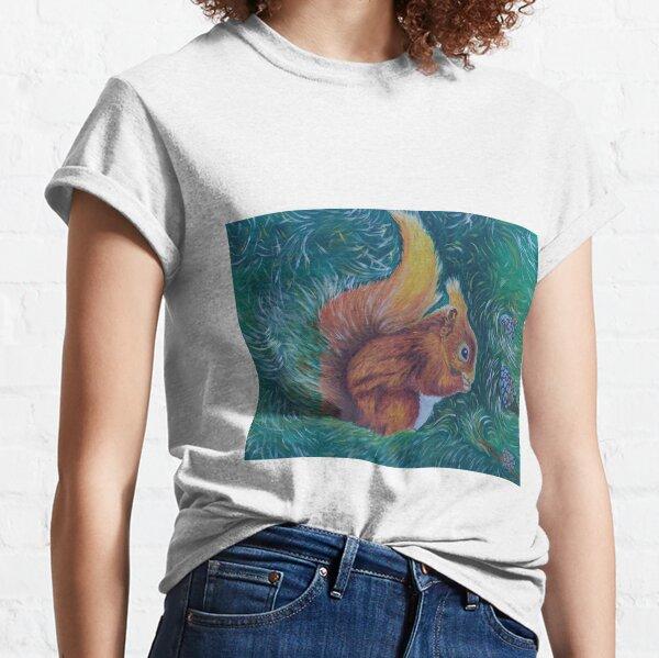 Squirrel  Classic T-Shirt