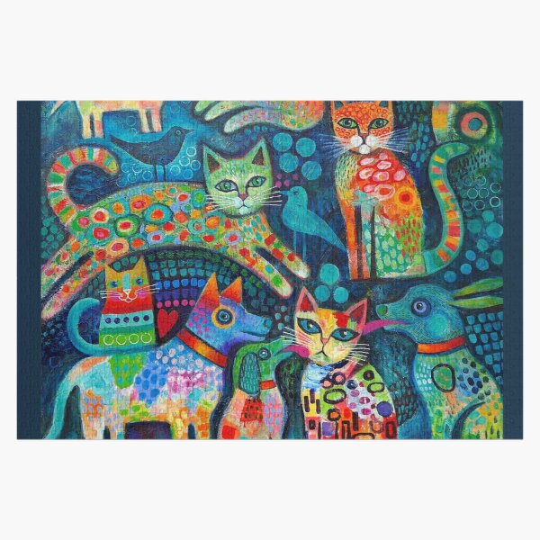 Dogs and Cats Jigsaw Puzzle