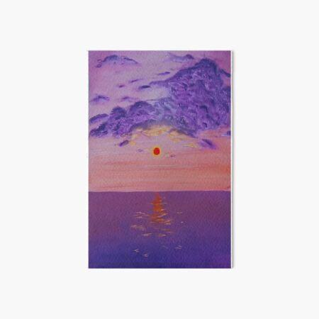 Jungkook's (JK) Painting   BTS In The Soop (2020) Art Board Print