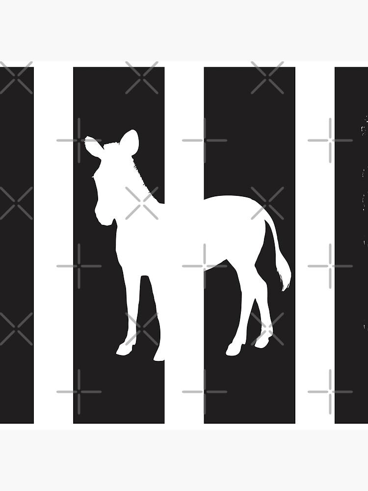 Zebra Crosssing by MyMadMerch