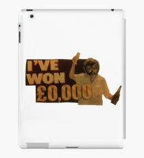 Your Reward iPad Case/Skin