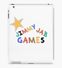 Jimmy Jab Games iPad Case/Skin