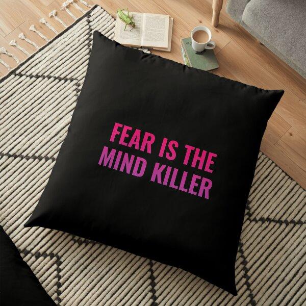 Dune 2020 Fear is the mind-killer Floor Pillow