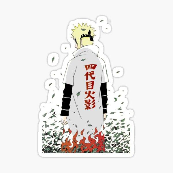 Le merch Yondaim Yellow Sticker