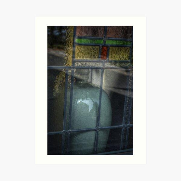 Fragile View Art Print