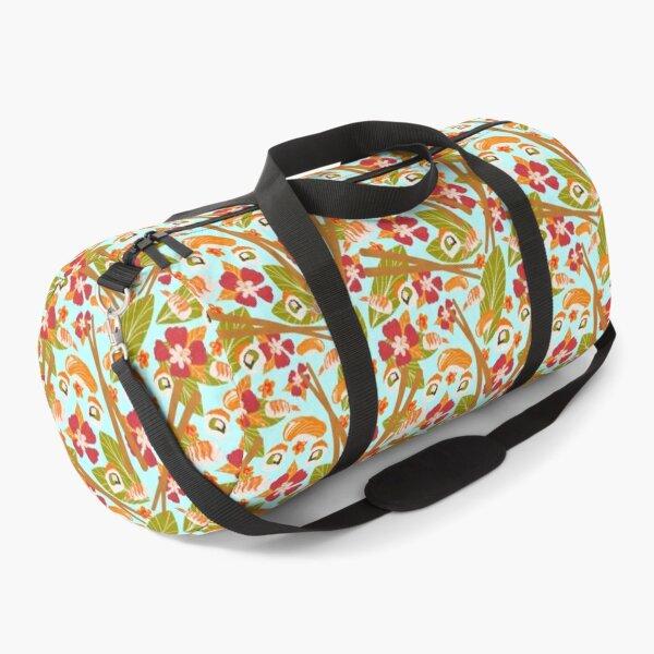 Tropical Sushi Duffle Bag